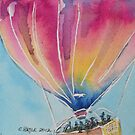Ballooning by christine purtle