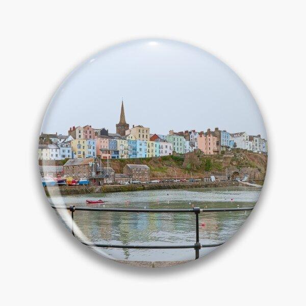 Tenby Harbour 2 Pin