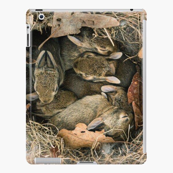 Bunny Nest iPad Snap Case