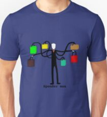 Spender man Unisex T-Shirt
