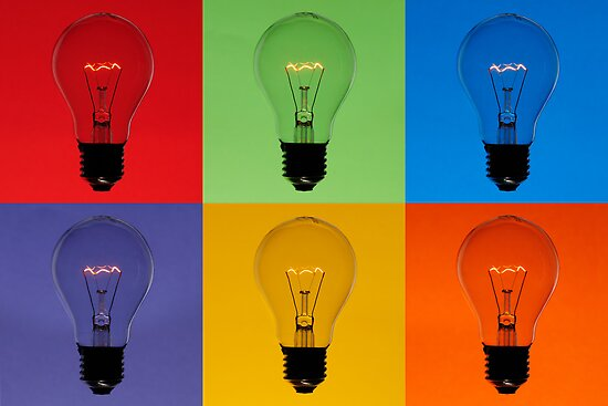 Composition of Floating Bulbs by mattiaterrando
