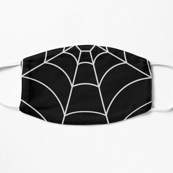 Spider Web BLACK Mask