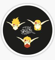 Jak & Daxter Trilogy Sticker