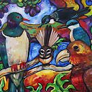 New Zealand Native Birds by Dianne Connolly