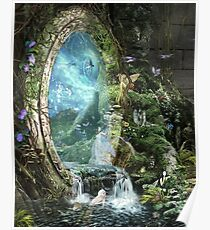 The Swift of Spring Portal Poster
