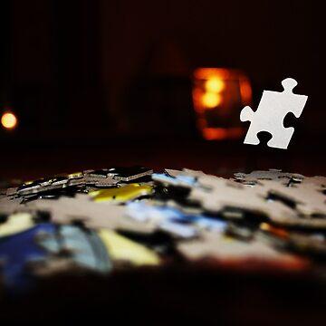 Falling Pieces by RandomGhostie