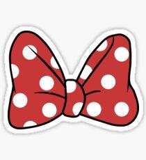 It's Minnie! Sticker