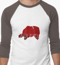 Holden Caulfield Thinks You're a Phony Men's Baseball ¾ T-Shirt