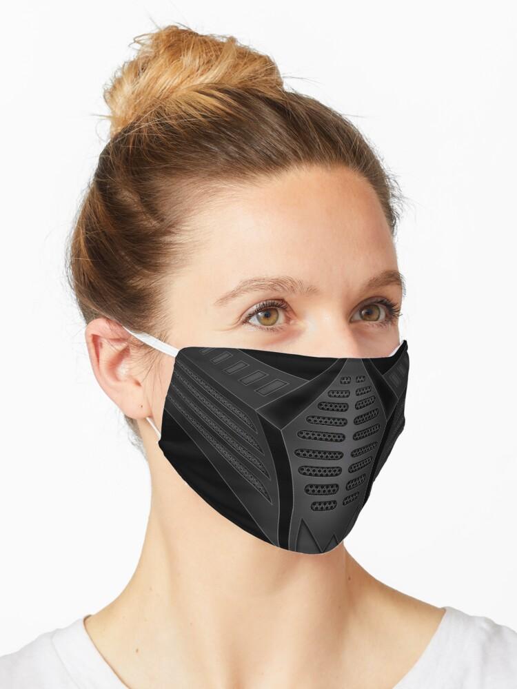 Mask Of The Ninja Mask By Robbgoblin Redbubble (xxl, xl, l) ninja black, midnight (navy) camo face masks. redbubble