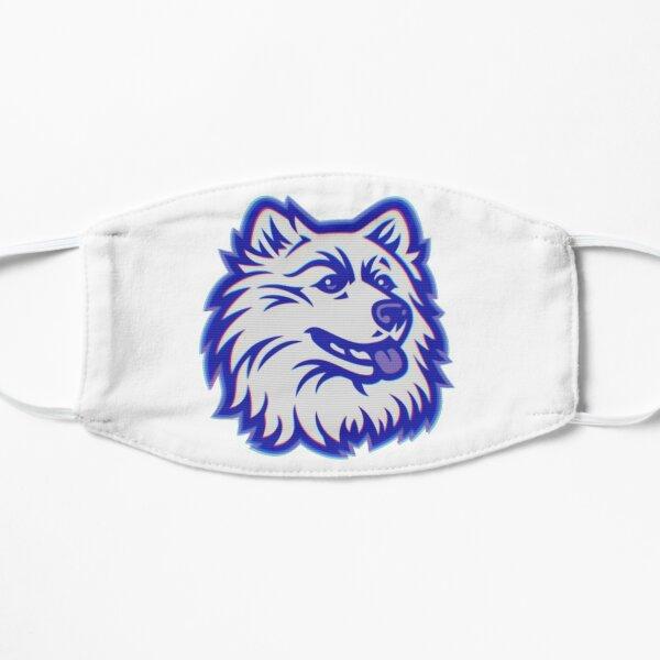 Glitched Husky Logo Mask