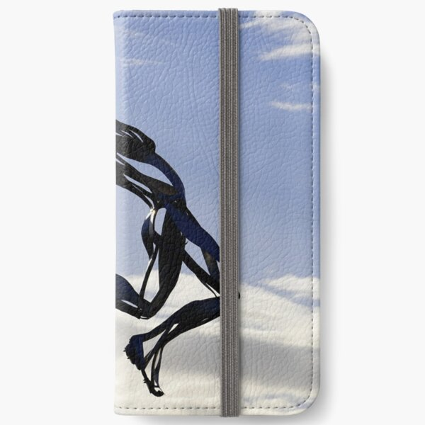 humanized human iPhone Wallet