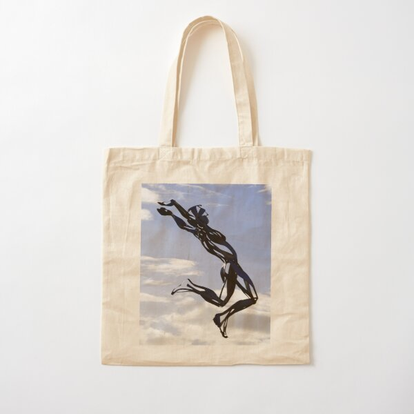 humanized human Cotton Tote Bag