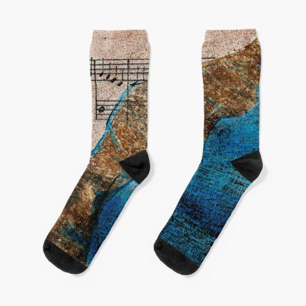 Ode to Joy--Soaring Eagle Socks