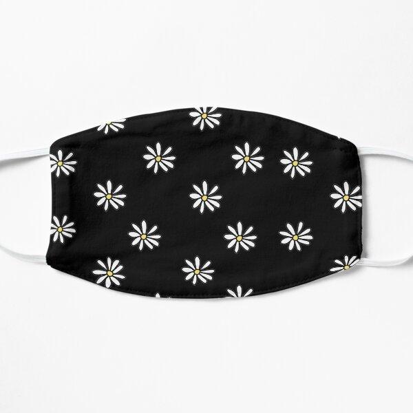Daisy Doodle Cute Floral Flat Mask