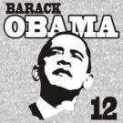 Women's Obama 2012 Shirt by ObamaShirt