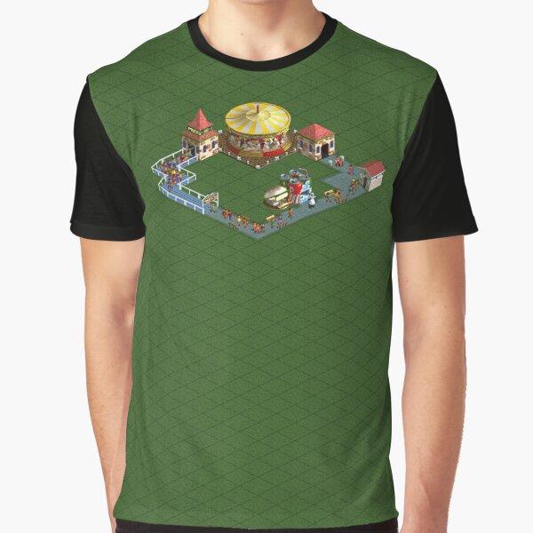 RollerCoaster Tycoon - Merry Go Round