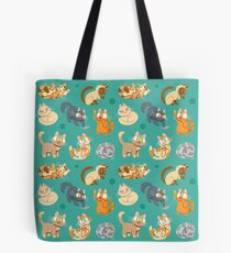 Whole Lotta Cat (Natural version) Tote Bag