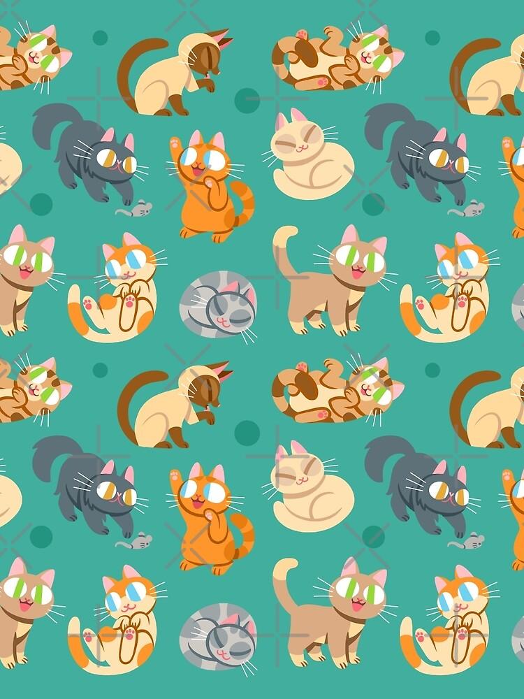 Ganze Lotta Katze (natürliche Version) von Versiris