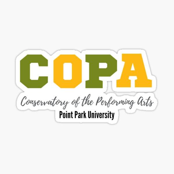 Copa PPU Sticker