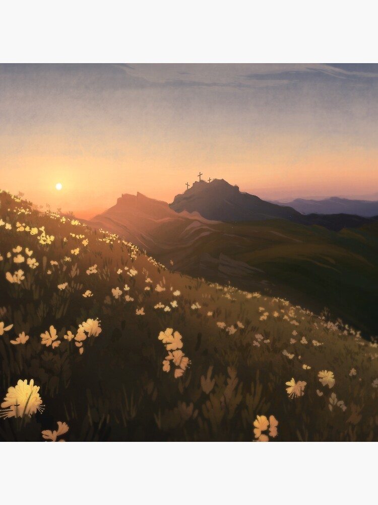 Spring Sunrise by WynneEve