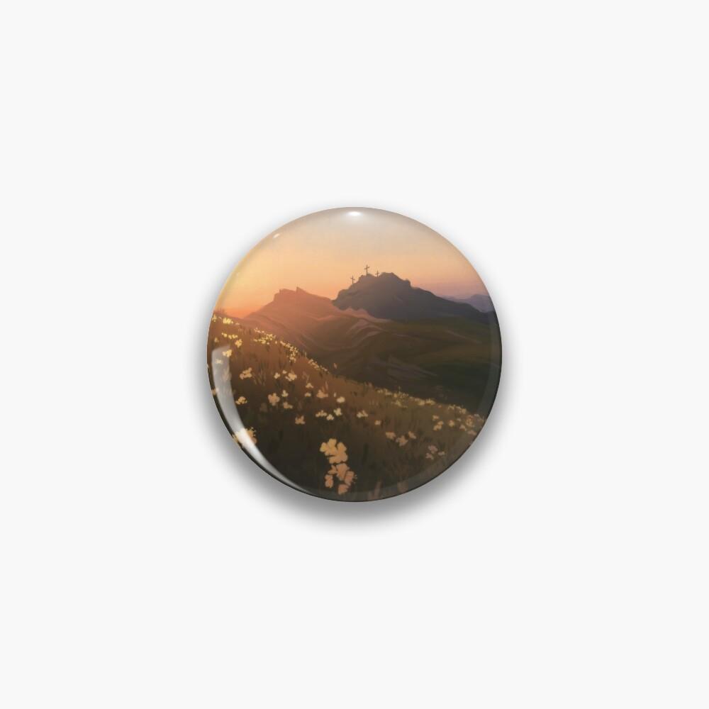 Spring Sunrise Pin