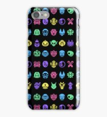 Mask Collector iPhone Case/Skin