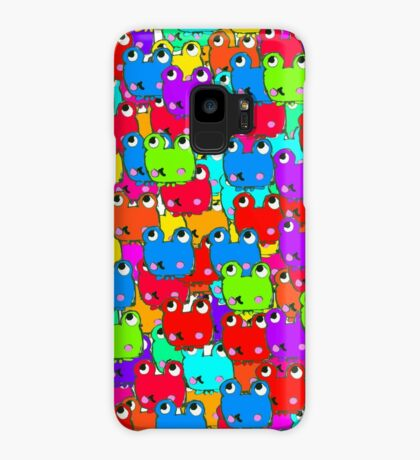 Frogs Case/Skin for Samsung Galaxy