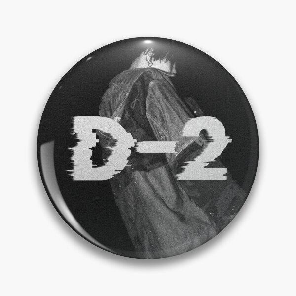 Agust D (D-2) Pin