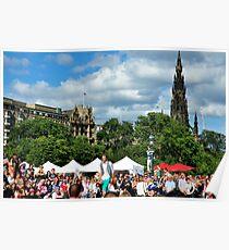 Edinburgh Fringe Festival 2012 Poster