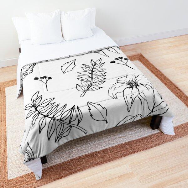 Easter Lily Celebration Comforter