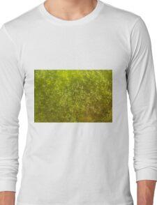 Green algae with air bubbles Long Sleeve T-Shirt