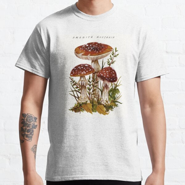 Amanita Muscaria Classic T-Shirt