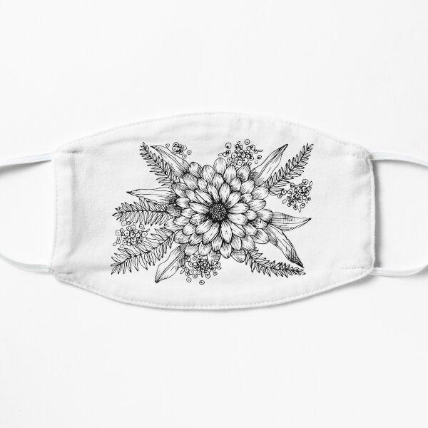 Florals & Ferns Mask