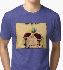 Jeffo le clown Tri-blend T-Shirt