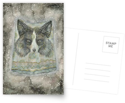 Silver Fox von Brett Manning