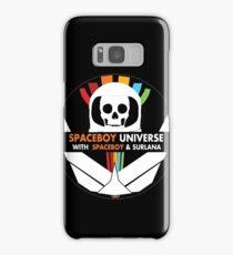 Spaceboy Universe Webcast Logo Samsung Galaxy Case/Skin