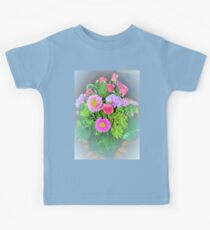 Flower aura Kids Clothes