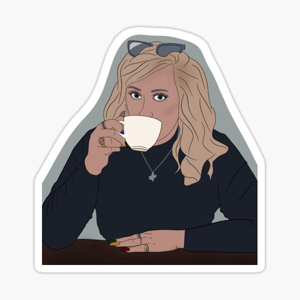 Brittany Broski Sticker