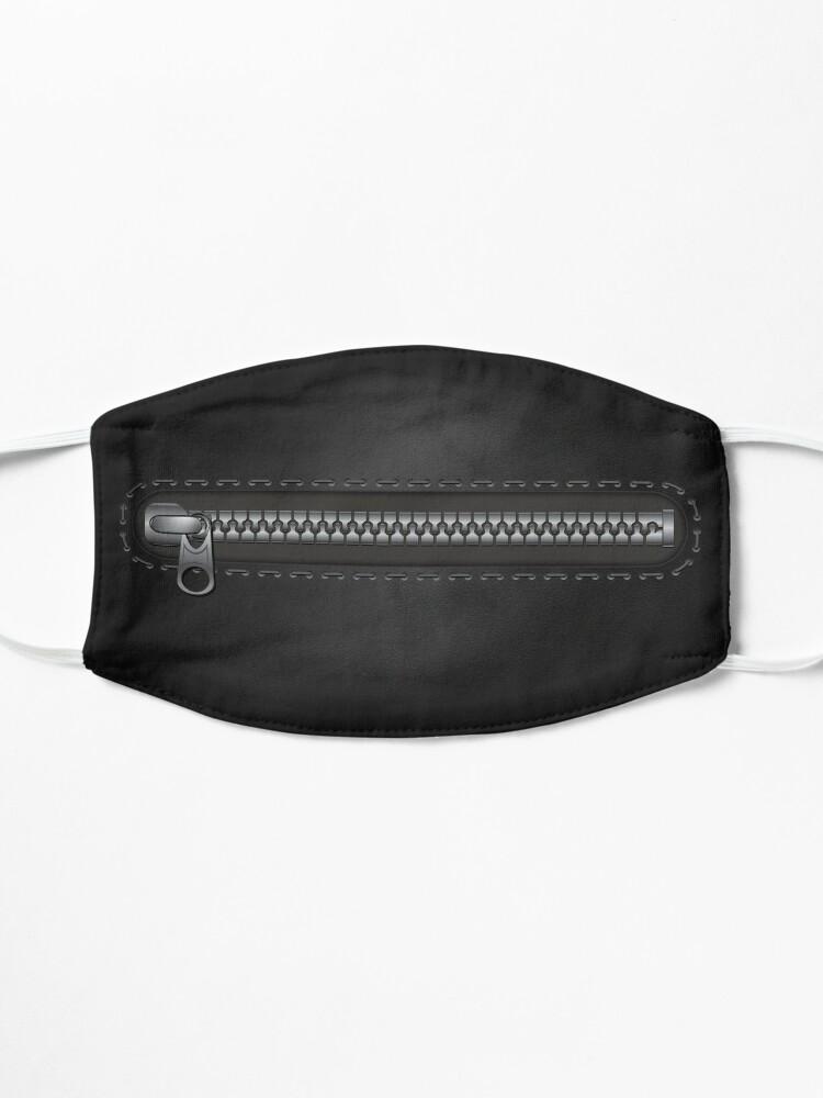 Alternate view of Zip it! Mask