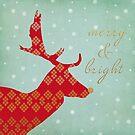 Merry & Bright by sandra arduini