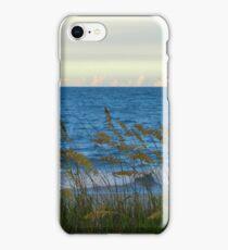 Peaceful Serene Beach iPhone Case/Skin