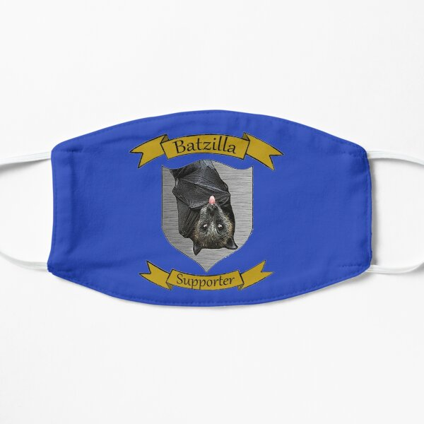 Batzilla - Batzilla Supporter! (blue) Mask