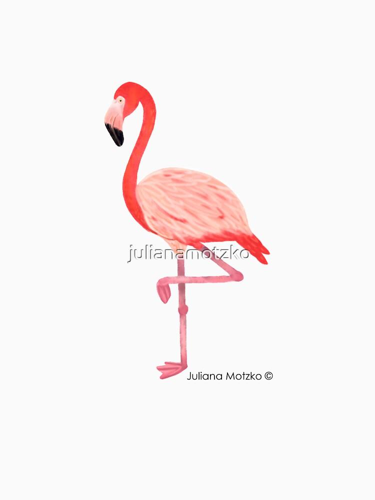 Flamingo by julianamotzko