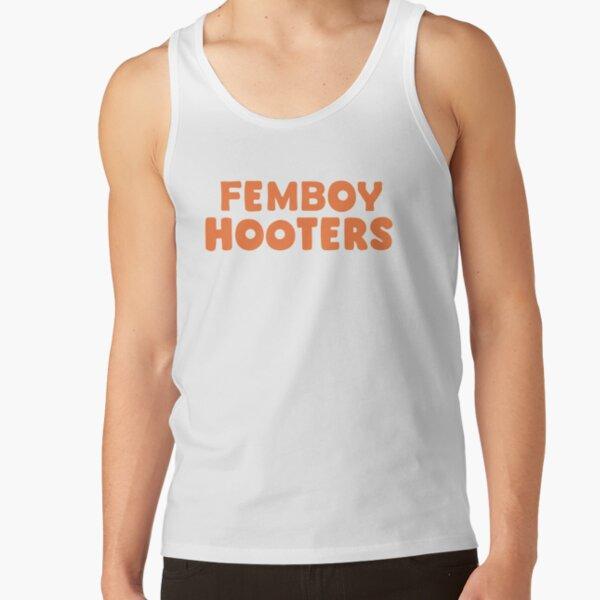 Femboy Hooters Tank Top