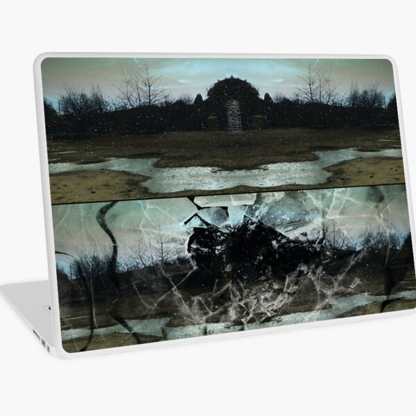 Dream Portals Laptop Skin