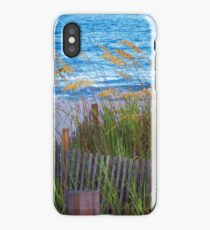 Beach Love iPhone Case