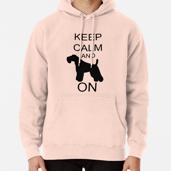 KEEP CALM and KERRY ON Pullover Hoodie