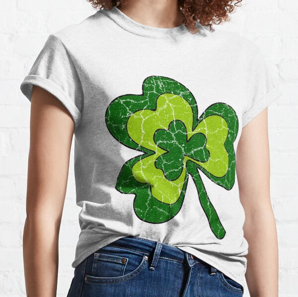 Shamrock Clover for St. Patrick's Day Classic T-Shirt