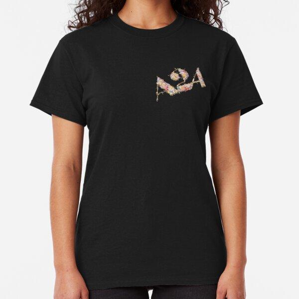 a24 floral logo Classic T-Shirt