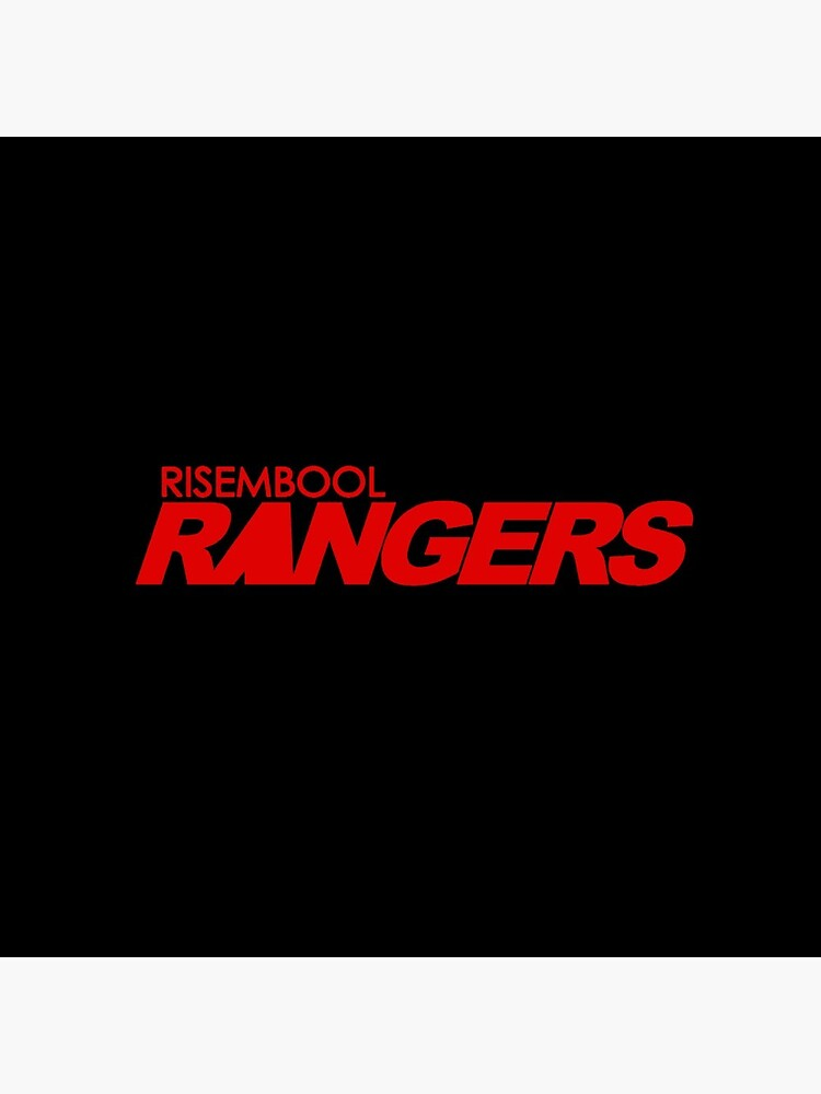Risembool Rangers Red Logo by squallykins